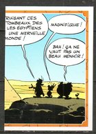 IM425 : Panini Carrefour Asterix 60 Ans / N°091 Pyramide 2/2 - Panini