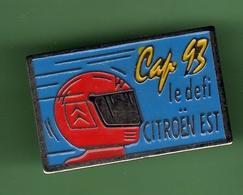 CITROEN EST *** CAP 93 LE DEFI *** 1018 - Citroën
