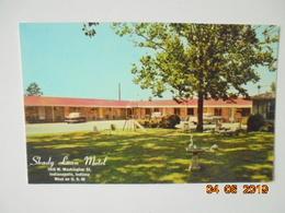 Shady Lawn Motel. Tichnor K-15544 - Indianapolis