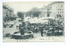 Fribourg ( Marché Aux Chevaux ) - FR Fribourg