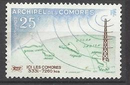 Comores     N°  18    Neuf   (* )   TB    Soldé à Moins De  20  % ! ! ! - Unused Stamps