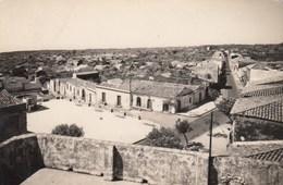 SAN PIETRO CLARENZA-PIAZZA DELLA VITTORIA E VIA UMBERTO I-CARTOLINA VERA FOTOGRAFIA VIAGGIATA IL 8-7-1962 - Catania