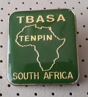 South Africa TBASA Bowling Federation TENPIN Pin - Bowling