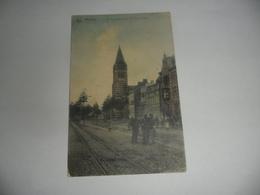 Merksem:merxem St Franciscus En Breda Baan - Belgique