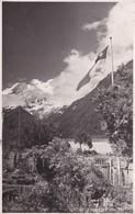 CHILE. EL TRONADOR DESDE CASA PANGUA. FOTO MOR. CHILE PAYSAGE FLAG CHILI CIRCULEE 1952 TO BUENOS AIRES TIMBRE... - BLEUP - Chili