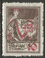 LATVIA. 1919. POSTMARK LEEPAJA. USED - Latvia