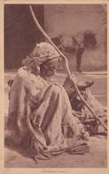MENDIANT ARABE. TIMBRE ARRACHE, EDITEURS L & L. VOYAGEE CIRCA 1925's - BLEUP - Personnages
