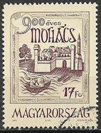 UNGHERIA 1993 NATALE YVERT. 3419 USATO VF - Ungheria