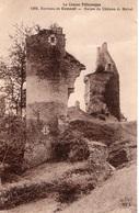 La Creuse Pittoresque - Environs De BONNAT- Ruines Du Château De MALVAL - - Autres Communes