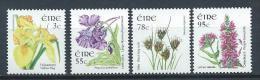 Irlande 2007 N°1752/1755 Neufs ** Fleurs - Neufs
