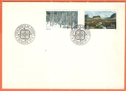 SVEZIA - SVERIGE - SWEDEN - 1977 - Europa CEPT - FDC - Europa-CEPT