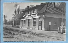 Montgeroult-Courcelles (95) La Gare 2scans - Autres Communes