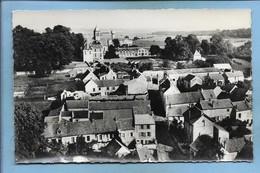 Montgeroult (95) L'église Le Château 2scans Vue Aérienne - Autres Communes