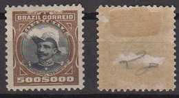 Brazil Brasil Official Oficias Mi# 28 * 500$000R Fonseca 1913 - Dienstzegels