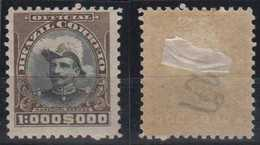 Brazil Brasil Official Oficias Mi# 29 * 1000$000R Fonseca 1913 - Dienstzegels