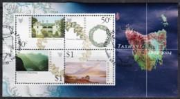 Australia 2004 Tasmania 200 Years Minisheet Used - Used Stamps