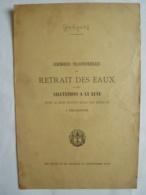 ROYAUME CAMBODGE PROGRAMME Cérémonies Traditionnelles A Phnom Penh Retrait Des Eaux SALUTATIONS A LA LUNE 1923 - Programs