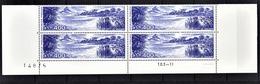 FRANCE  1989 - BLOC DE 4 TP COIN DE FEUILLE / Y.T. N° 2601 - NEUFS** - Frankreich