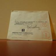 Lisboa 1970 Hoechst Portuguesa - Marcophilie - EMA (Empreintes Machines)