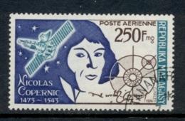 Madagascar 1974 Copernicus CTO - Madagascar (1960-...)