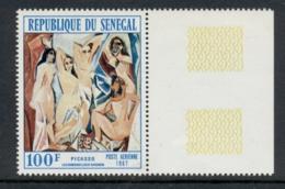 Senegal 1967 Picasso Art MUH - Senegal (1960-...)