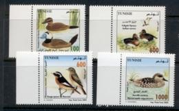 Tunisia 2004 Birds MUH - Tunesien (1956-...)