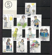 Japan 2015.09.18 Nostalgia Of Pictures For Children Series 1st (used)⑤ - 1989-... Empereur Akihito (Ere Heisei)