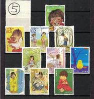 Japan 2016.05.27 Nostalgia Of Pictures For Children Series 3rd (used)⑤ - 1989-... Empereur Akihito (Ere Heisei)