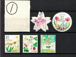 Japan 2018.03.09 Greetings, Spring (used)① - Used Stamps