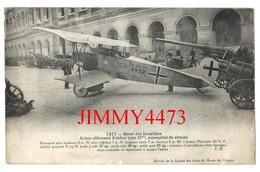 CPA - Avion Allemand Fokker Type Dvn Monoplan De Chasse - Hôtel Des Invalides - Edit. Amis Du Musée De L'Armée - 1914-1918: 1st War