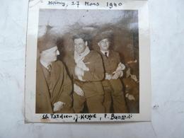 PHOTO ORIGINALE-JOSEPH KESSEL 27 Mars 1940 - Célébrités