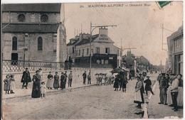 MAISONS ALFORT-GRANDE RUE - Maisons Alfort
