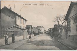 MAISONS ALFORT-RUE DE VALENTON - Maisons Alfort