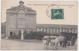 MAISONS ALFORT-INTERIEUR DE L'USINE SPRINGER - Maisons Alfort