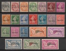 Andorre - 1931 - N°Yv. 1 à 23 - Série Complète - SUPERBE - Neuf * / MH VF - Andorre Français