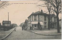 MAISONS ALFORT-RUE DU CLOS DES NOYERS - Maisons Alfort