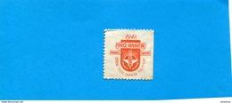 """Vignette- Neuve"""" 1948-cotisation-FORCE OUVRIERE--Progrés Liberté - Commemorative Labels"""