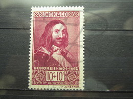 VEND BEAU TIMBRE DE MONACO N° 186 , XX !!! - Monaco