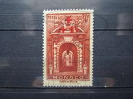 VEND BEAU TIMBRE DE MONACO N° 202 , XX !!! - Monaco