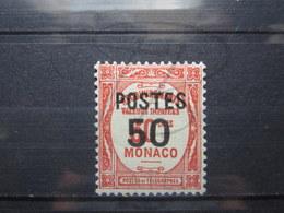 VEND BEAU TIMBRE DE MONACO N° 147 , X !!! - Monaco