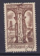 France 1935 Mi. 298   3.50 Fr. Saint-Triumph Des Arles - Gebraucht
