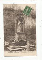 Cp, 10 ,  Environs De VILLENAUXE ,  Fontaine  SAINT BLANCHARD ,  Voyagée ,  Ed. Breger Frères - Other Municipalities