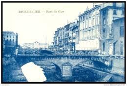(42)     - RIVE-DE-GIERS - LE PONT DU GIER - Bb-851 - Rive De Gier