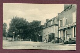 "ERVY  (10) : "" Maison TRUFFOT - Vins En Gros "" - Ervy-le-Chatel"
