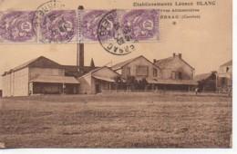 19 LUBERSAC Etablissements Léonce Blanc - France