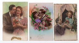 CP - COUPLES - 9 Cartes - Couples