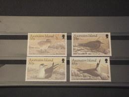 ASCENSION 1994 UCCELLI 4 VALORI - NUOVI(++) - Ascensione