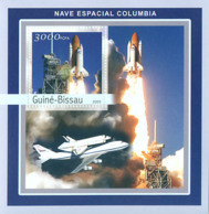 Guinea Bissau 2003 Space   Shuttle Columbia - Guinea-Bissau