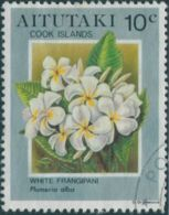 Aitutaki 1994 SG662 10c Flower FU - Aitutaki