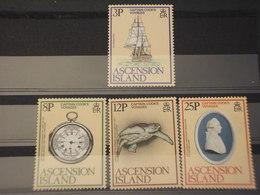 ASCENSION - 1979 COOK 4 VALORI - NUOVI(++) - Ascensione